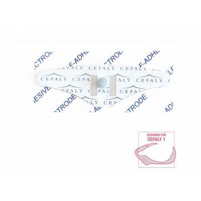 Cefaly electrode Blue gel